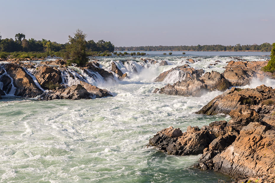 Khonephapeng waterfall | dondet.net